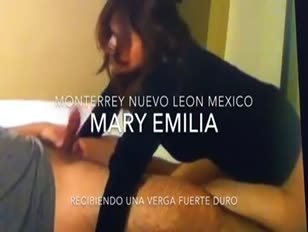 Maria emilia en motel de monterrey