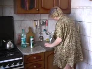 Irena in cucina